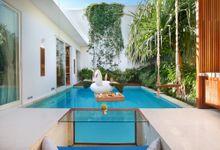 Sana Vie Villa - Contemporary Romantic Villa by Honeymoon Villa in Bali