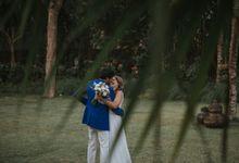 Stephanie & Omar by baliVIP Wedding