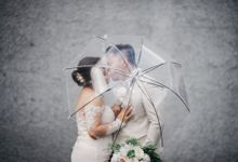 Bryan + April Micro Wedding by wishbone mopic