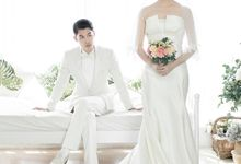 William & Chella by JJ Bride