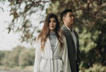 ADRIAN & WULAN COUPLE SESSION by WILL and LOOK by MA Fotografia