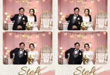 Stefi & Vito Wedding by Foto moto photobooth