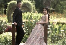 Prewedding Retno-Tony at Ecopark Ancol & Studio Alissha by Alissha Bride