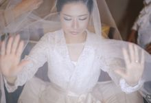 Aris & Inez Wedding by NOMINA PHOTOGRAPHY