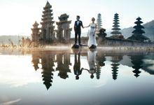 Amazing Bali Post Wedding by Gerobak Photography