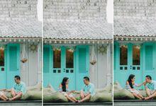 PRE - WEDDING ARA & OLIVIA BY HENOKH WIRANEGARA by All Seasons Photo