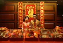Sangjit day Erick jayasaputra & Evelyn Meiliyanty by ID Organizer
