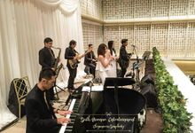 Henri & Adelia Wedding by Sixth Avenue Entertainment
