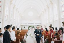 The Wedding of Johan & Felycia by Artemis Creation