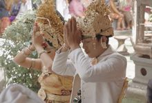 Balinese Wedding Film The Highlight Same Day Edit by Lost Isle Weddings