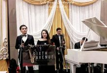 Indra & Isabela Wedding by Sixth Avenue Entertainment