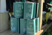 The Wedding of Hayley & Daniel by Oma Thia's Kitchen Catering