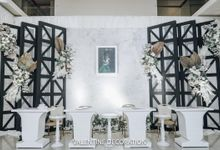 Sandy & Ferlina Wedding Decoration by Valentine Wedding Decoration
