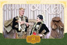 Lala & Rere Wedding by Foto moto photobooth