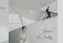 WEDDING OF JUNIOR & SALLY by Fairfield By Marriott Surabaya
