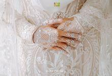 Pernikahan Impian Anisa Rahma & Anandito Dwi by HIS KOLOGDAM Grand Ballroom
