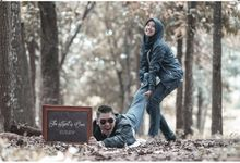 Prewedding of Kiki - Arie by 3larasfotografi