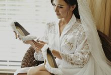 Wedding of Gaby Rumengan by SLIGHTshop.com
