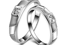 Engraved Love Ring by TIARIA