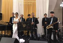 Andrean & Luciana Wedding by Sixth Avenue Entertainment