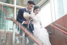 wedding of Jason Ekatama Arief & Octavia S by ID Organizer