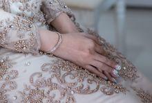 Wedding of Athaya & Syarif by Nizarland