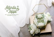 Dinda & Joppe | Wedding by Kotak Imaji