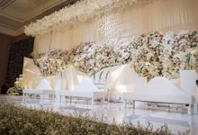 Gerryn & Vania Wedding Decoration by Valentine Wedding Decoration