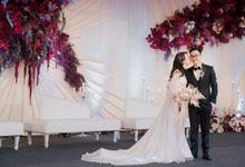 Ludwig & Eve Wedding Decoration by Valentine Wedding Decoration