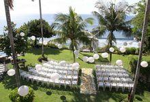 Mel & Adam's Wedding by Beyond Events Bali