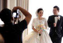 The wedding Of Andy William & Eriwati by ID Organizer