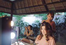 Andrew & Melina Bali Wedding by Ian Vins