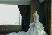 Edwin & Meilisa Jakarta Wedding by Ian Vins