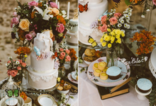 Wedding Cakes by aBite