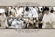 Wedding Album Lay-out by CJC PHOTOGRAPHY ASIA CORPORATION