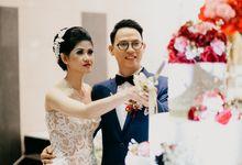 Wedding Of Mr. Tedi & Ms. Dorotia by La'SEINE Function Hall