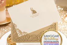 AINI & AHMAD (Beige Ornament Luxury) by Sanggar Undangan