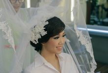 Maurice & Natasya Jakarta Wedding by Ian Vins