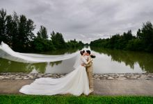 Ed & Niken Wedding Day Highlights by GrizzyPix Photography