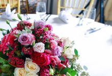 Hermitage Hotel Wedding by Fleuri