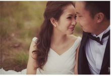 Pre- Wed - Maggie Tan by CELESTE NGAN makeup