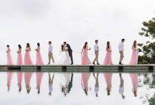 Bridesmaid Dress by Inzpire