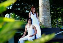John & Ana Pre-Wedding Shoot at Hijo Estate Resorts by Hijo Resorts Davao - Banana Beach