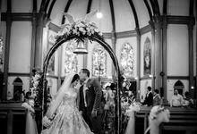 The Wedding of Ridwan & Ellen by Alvin Liem by Satu Portraiture