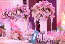 Events by Diamond Hotel by Natural Art Flowers and Decors