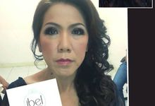Mom's Make Up & Hair Do by IBELmakeuppro