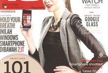 Cover Magazine - Make Up Portfolio by Dendy Oktariady Make Up Artist