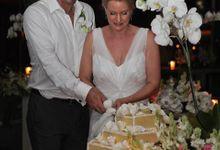 Samantha & Sean Wedding by eight on its side