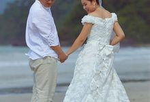 Wang & Yan Engagement by Sheridan Beach Resort & Spa