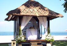 Wedding Venue - Bale by Conrad Bali